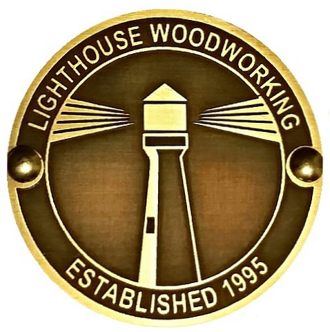 Lighthouse Woodworking Maker's Mark