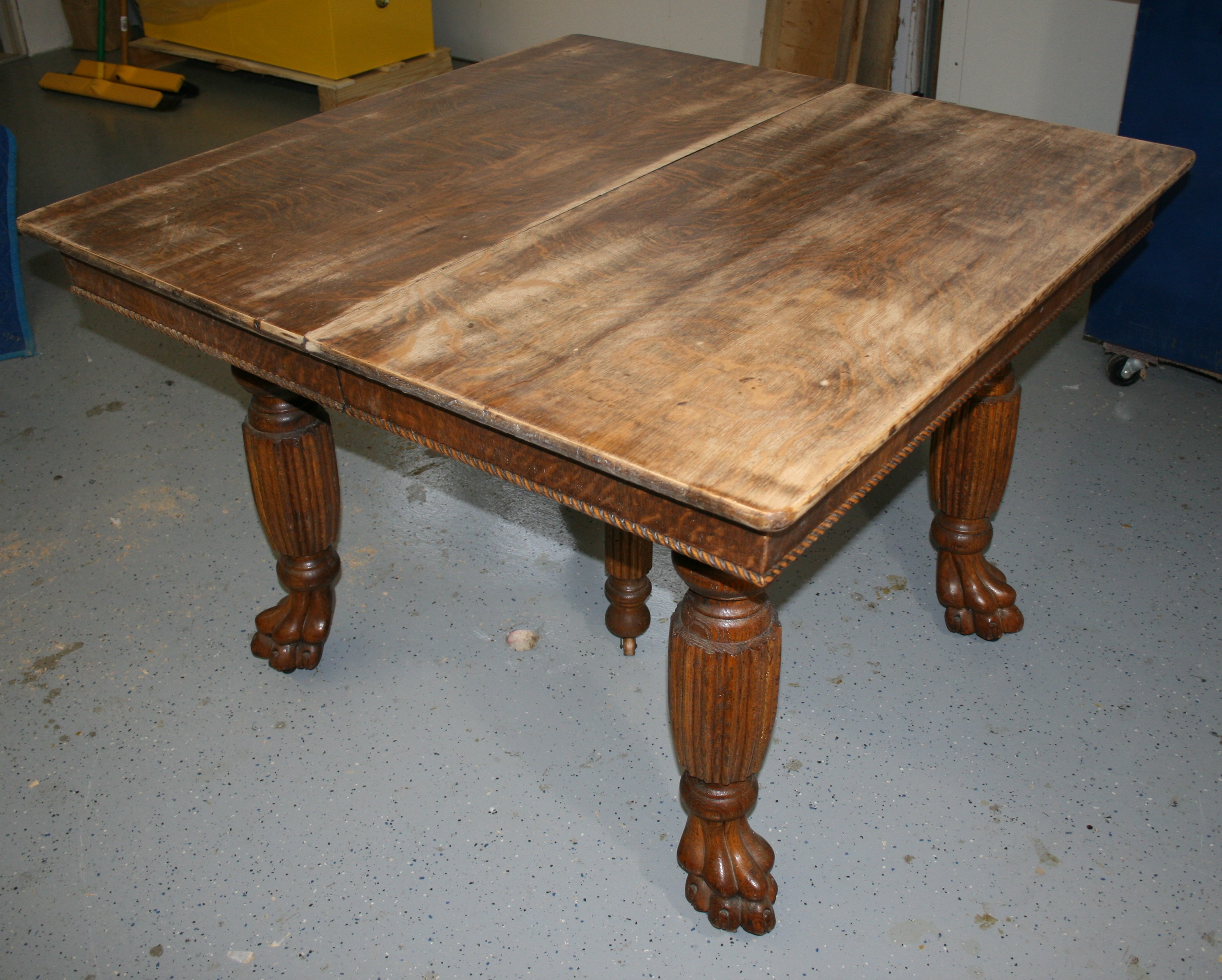 Lighthouse Woodworking - Red oak table top